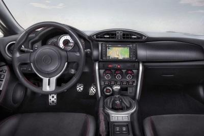 салон Toyota GT86